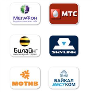 Операторы сотовой связи Гуково