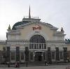 Железнодорожные вокзалы в Гуково